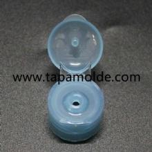 30mm blue round filp top cap