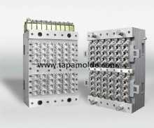 48 cavities cap mould