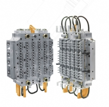 PET preform mould2