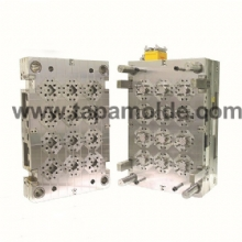 12 cavities syringe mould